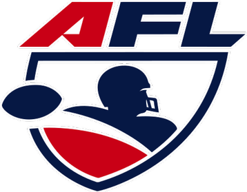 Arena Football League AFL logo