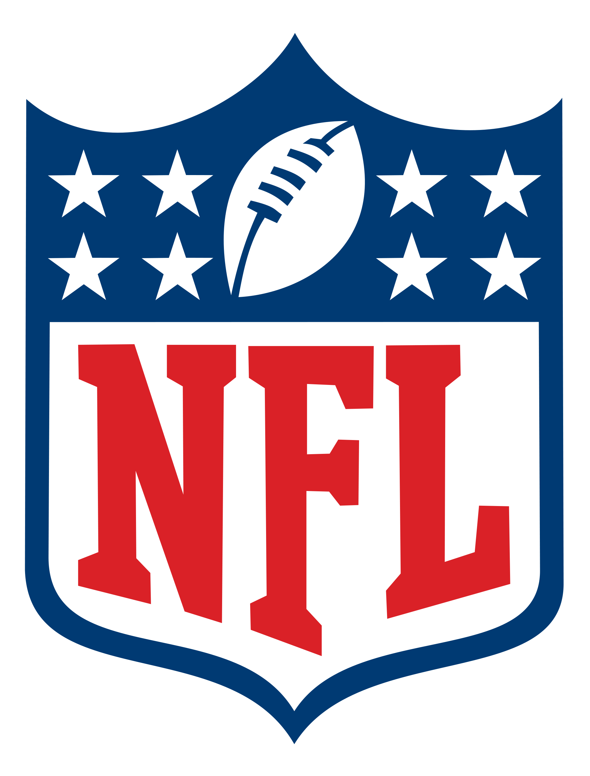 National Football League NFL logo
