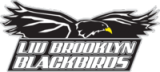 liu-brooklyn-blackbirds logo