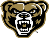 Oakland Golden Grizzlies logo