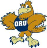Oral Roberts Golden Eagles logo