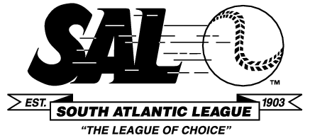 South Atlantic League SAL logo